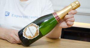 Trauben sind die Grundlage für Champagner.