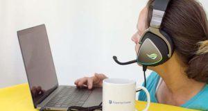 Wo wird das Headset am meisten genutzt?