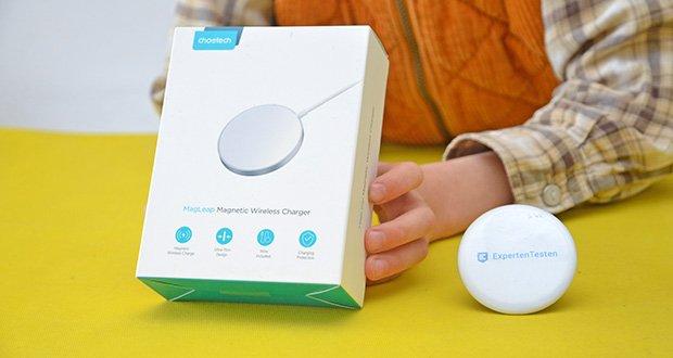 Choetech MagSafe kabellos Ladegerät 20W im Test - macht das kabellose Laden zu einem Kinderspiel