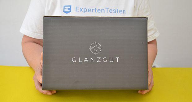 GLANZGUT Gewürzregal im Test - die edle und bruchsichere Verpackung macht das Set zu einem idealen Geschenk