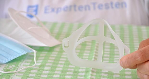 Transatlantic 3D Maskenhalter im Test - Vermeidung von Schwierigkeiten beim Atmen
