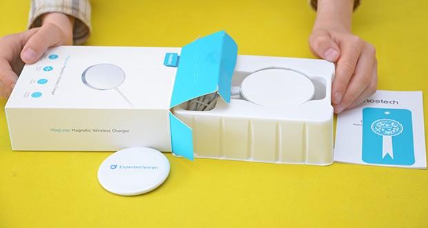 Choetech MagSafe kabellos Ladegerät 20W im Test - kompatibel mit Ihrem iPhone 12 und Airpods 2/Pro