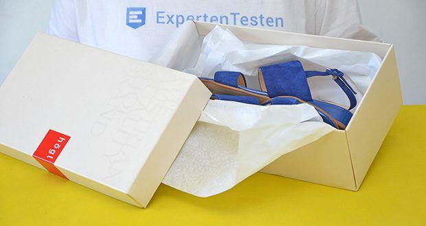 Högl Damen Sandaletten Merry im Test - Absatz-Typ: Blockabsatz