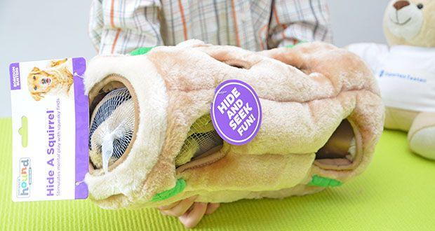 Outward Hound Plüsch-Hundespielzeug im Test - in verschiedenen Größen und Designs erhältlich