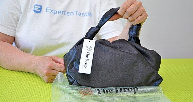 The Drop Tasche für Damen im Test - Produktabmessungen: 15 x 24 x 6 cm