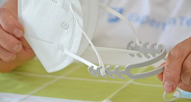 Transatlantic Ohrenschoner für Gesichtsmasken im Test - optimaler Tragekomfort von Atem- und Mundschutzmasken