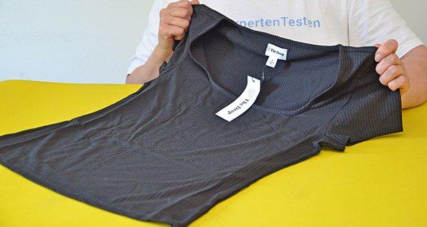 The Drop Damen-Top Anne im Test - kombiniere es mit deiner Lieblings-Jeans für einen lässigen Freizeit-Look