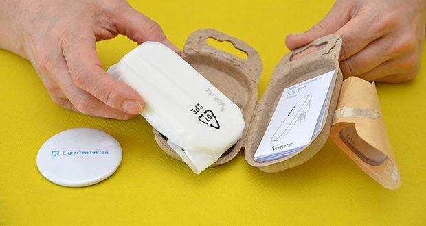 Volutz Quantum 20W USB-C Ladegerät im Test - kompatibel mit Android, Apple und einer Reihe von Geräten und Zubehör für Unterhaltungselektronik
