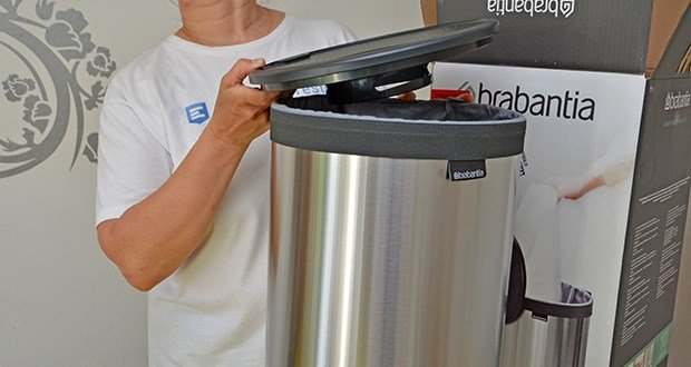 Brabantia Wäschebox 35L im Test - 10 Jahre Brabantia-Garantie