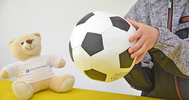 Lena Soft Fußball im Test - geeignet für Kinder ab 1 Jahr
