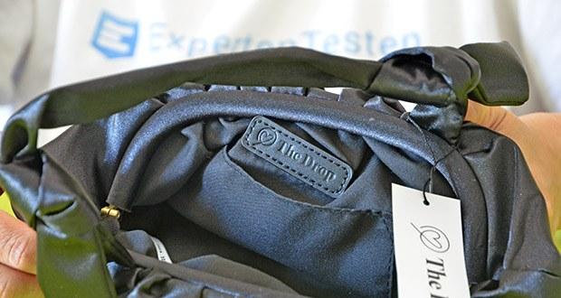 The Drop Tasche für Damen im Test - Heftklammern von The Drop; Verschluss: Magnetisch