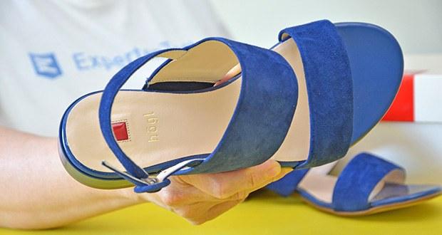 Högl Damen Sandaletten Merry im Test - inneres Material: Leder