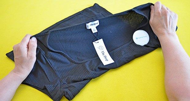The Drop Damen-Top Anne im Test - Material: 86% Lyocell, 14% Elasthan