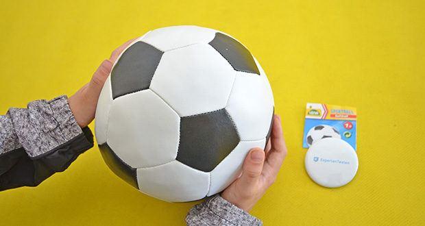Lena Soft Fußball im Test - Soft-Fußball aus elastischem, strapazierfähigen Material