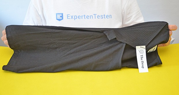 The Drop Damen-Top Anne im Test - das hüftlange Shirt ist 56 cm lang