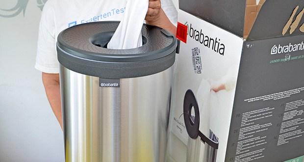 Brabantia Wäschebox 35L im Test - praktisch und gut verarbeitet
