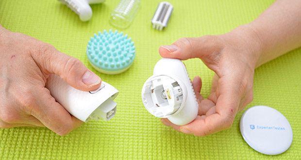 Braun Silk-épil 9 Flex 9020 Epilierer im Test - volle Flexibilität für wochenlang glatte Haut