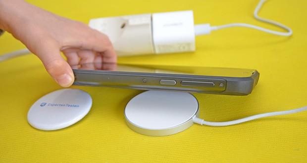 Choetech MagSafe kabellos Ladegerät 20W im Test - laden Sie schneller und sicherer!