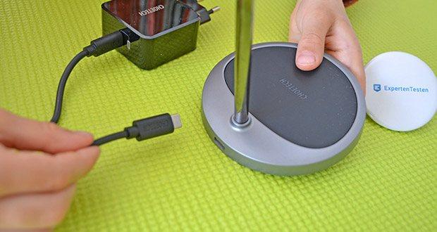 Choetech MagSafe kabellos Ladegerät 30W im Test - die neue Mag-Safe-Technologie für die iPhone 12-Serie ermöglicht eine perfekte Ausrichtung und ein schnelles kabelloses Laden