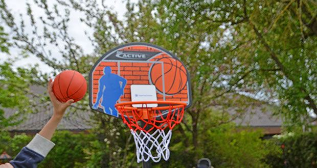 Simba Basketball Set im Test - Altersempfehlung des Herstellers: 36 Monate - 8 Jahre