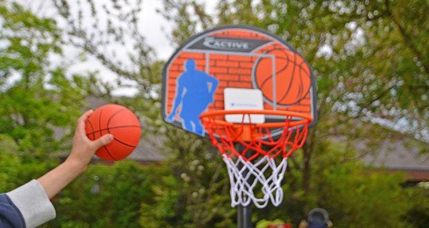 Simba Basketball Set im Test - für Kleinkinder und größere Kinder geeignet