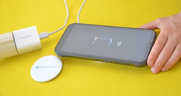 Choetech MagSafe kabellos Ladegerät 20W im Test - breite Kompatibilität & Reisebereitschaft