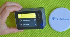 Akku-Laufzeiten von Action Cams im Vergleich getestet