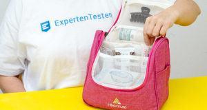 Welche Arten von Kulturtaschen gibt es in einem Test?