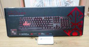 Welche Arten von Tastaturen gibt es in einem Test?