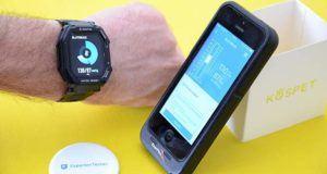 Was sind die wichtigsten Daten für die Smartwatch im Test?