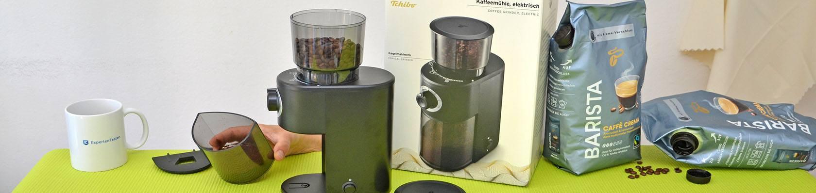Kaffeemühlen im Test auf ExpertenTesten.de
