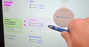 Beste Hersteller aus einem Password Manager Test von ExpertenTesten