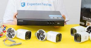 Nach diesen Test Kriterien werden Besten Überwachungskamera Sets Getestet und Verglichen