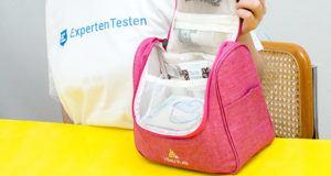 Nach diesen Testkriterien werden Kulturtaschen bei ExpertenTesten verglichen