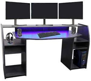 Was zeichnet eigentlich einen schwarzen Schreibtisch aus?