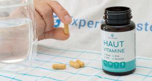 Wie funktioniert ein Haut Vitamin im Test und Vergleich bei Expertentesten?