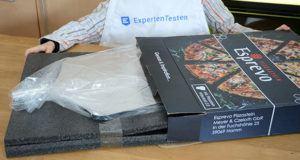 Wie funktioniert ein Pizzastein im Test und Vergleich bei Expertentesten?