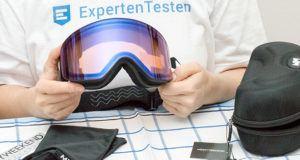 Wie funktioniert eine Skibrille im Test und Vergleich bei Expertentesten?