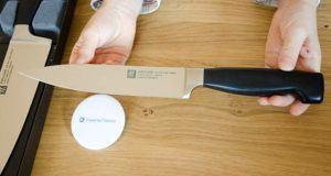 Wie lang ist ein modernes Kochmesser?