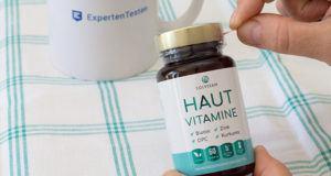 Alles wissenswerte aus einem Haut Vitamin Test