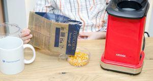 Alle Zahlen und Daten aus einem Popcornmaschinen im Test und Vergleich