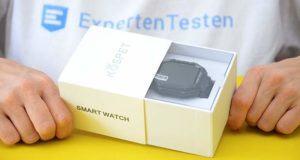 Was sind die wichtigsten Zahlen zur Smartwatch aus dem Test?
