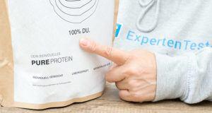 Die Zusammensetzung von Molke und Whey Protein im Test