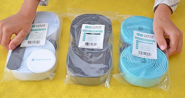 URBAN ZWEIRAD Lenkerbänder im Test - in verschiedenen Farben und Ausführungen