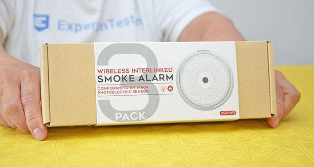 X-Sense Mini Funkvernetzbarer Rauchmelder 3-Pack im Test - erfüllt die Sicherheitsstandards UL 217 (US) und EN 14604 (EU)