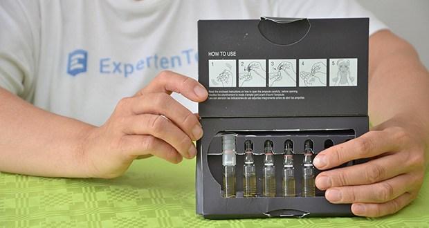 BABOR Ampoule Concentrates Active Purifier Gesichtspflege im Test - Füllmenge: 7 x 2 ml entzündungshemmendes Fluid