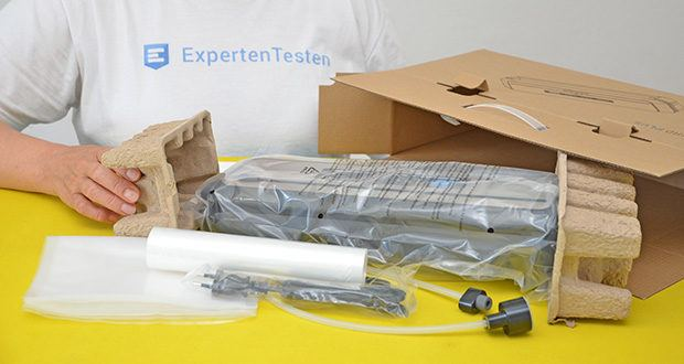 Inkbird Vakuumiergerät INK-VS01 im Test - es ist geeignet, alle Arten von Lebensmitteln zu vakuumieren