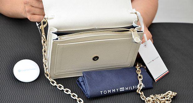 Tommy Hilfiger Damen Honey Tasche im Test - ein Innenfach mit Reißverschluss