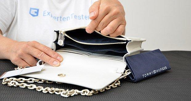 Tommy Hilfiger Damen Honey Tasche im Test - ein Einschubfach innen