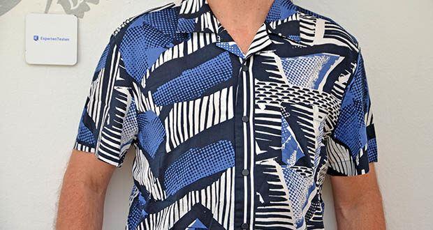 BOSS Herren Rhythm Regular-Fit Hemd im Test - Business Casual